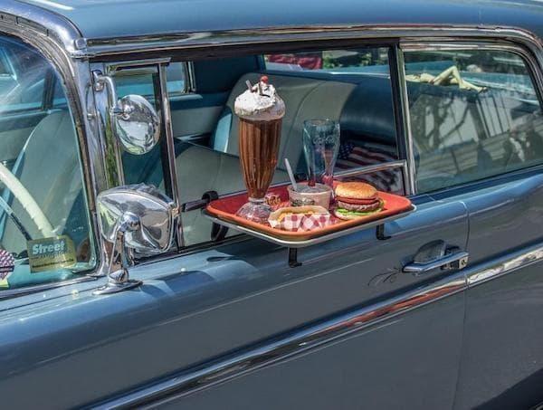 milkshake car