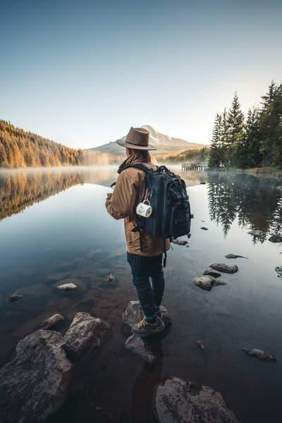 hiking trekking doğa yürüyüşü