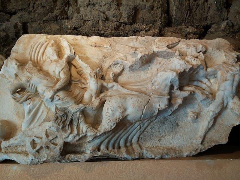 Hades'in Persephone'yi Kaçırışı