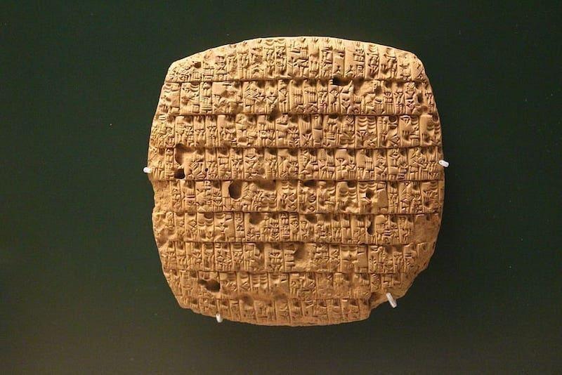 antik sümer mezopotomya