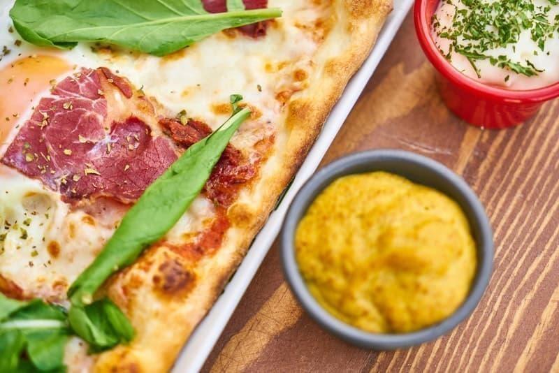 ballı hardal pizza sos