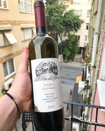 lucien arkas iyi türk şarapları