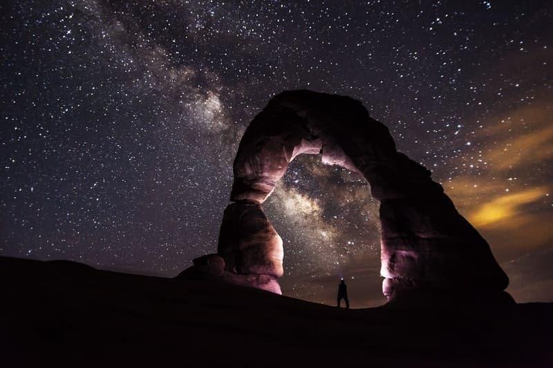 evren yıldızlar gökyüzü
