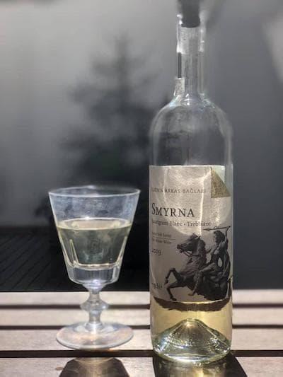 lucien arkas white iyi türk şarapları