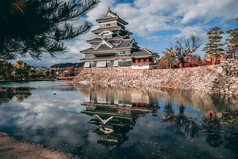 dünyanın en huzurlu ülkeleri japonya