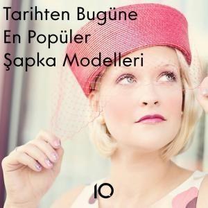 popüler şapka modelleri