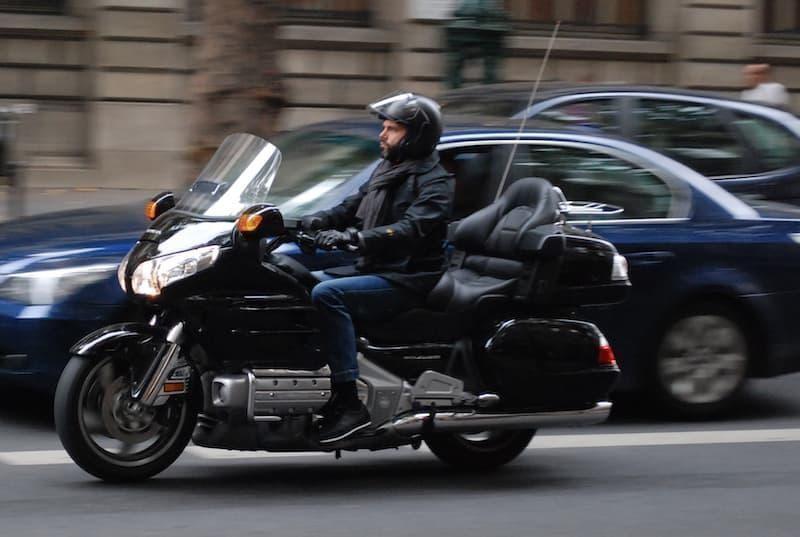 motosiklet tipi touring