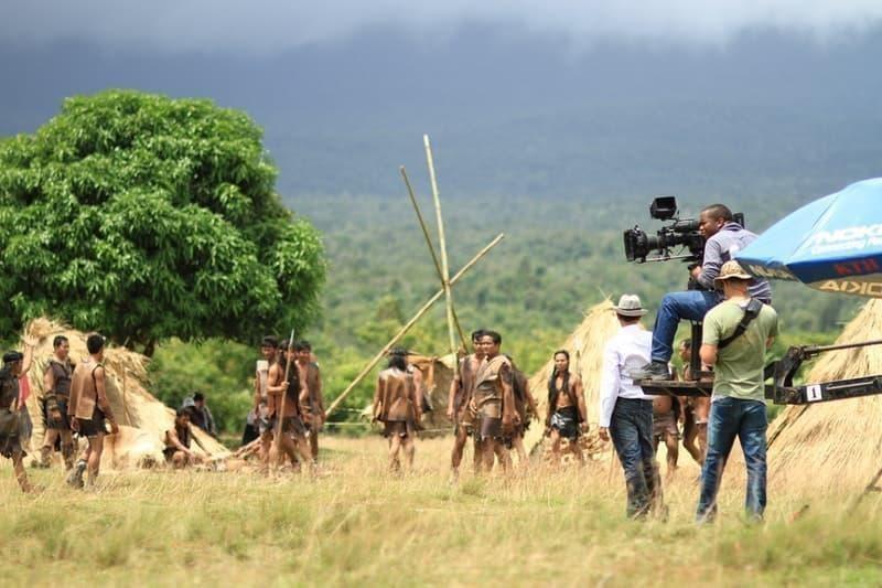 belgesel çekimi
