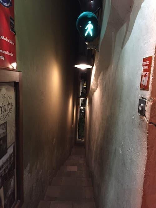 dünyanın en dar sokağı