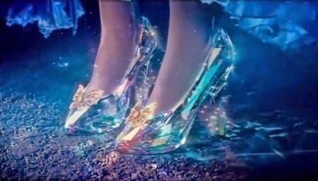 külkedisi cam ayakkabı modeli