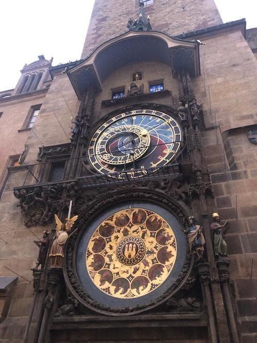 orloj prag