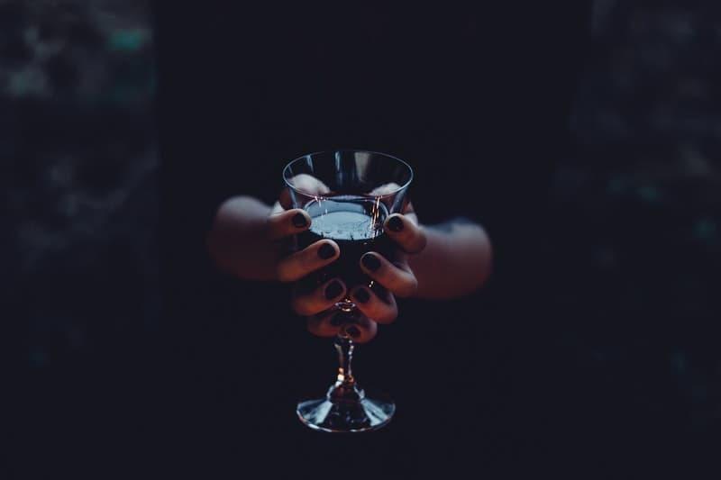 alkol içecek