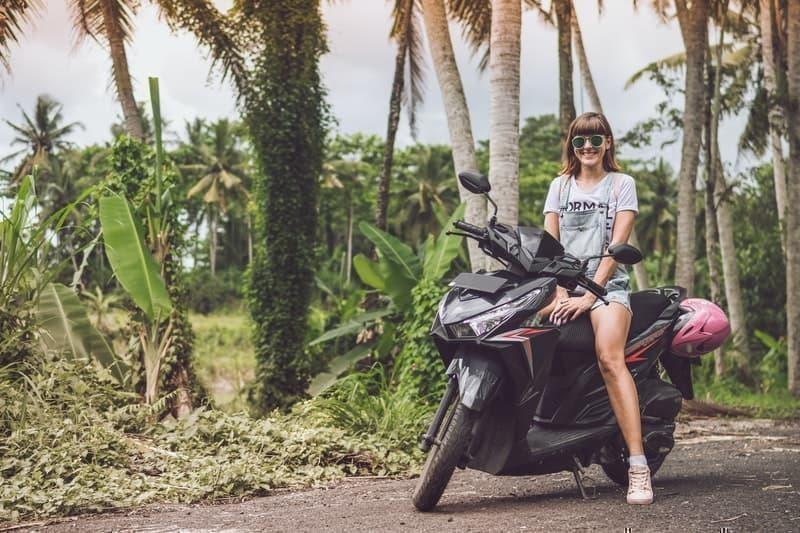 motosiklet tipi maxi scooter