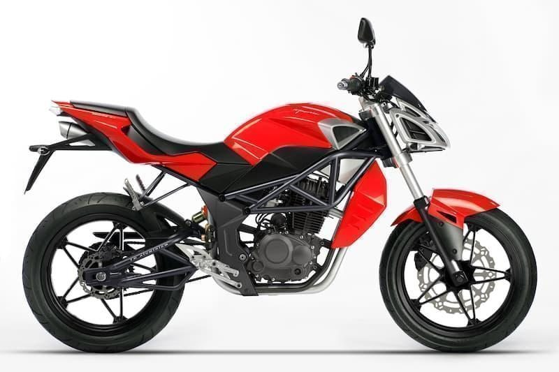 motosiklet tipi naked