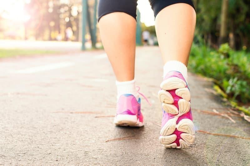 yürüyüş egzersiz