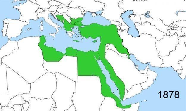 1878 osmanlı toprakları