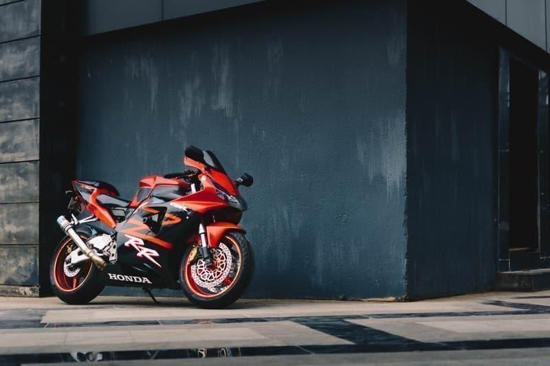 motosiklet tipi sport