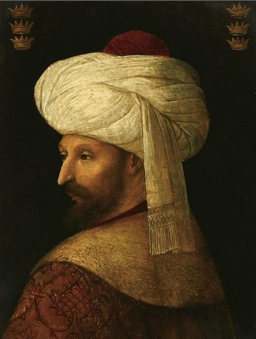 Fatih Sultan Mehmet Bellini