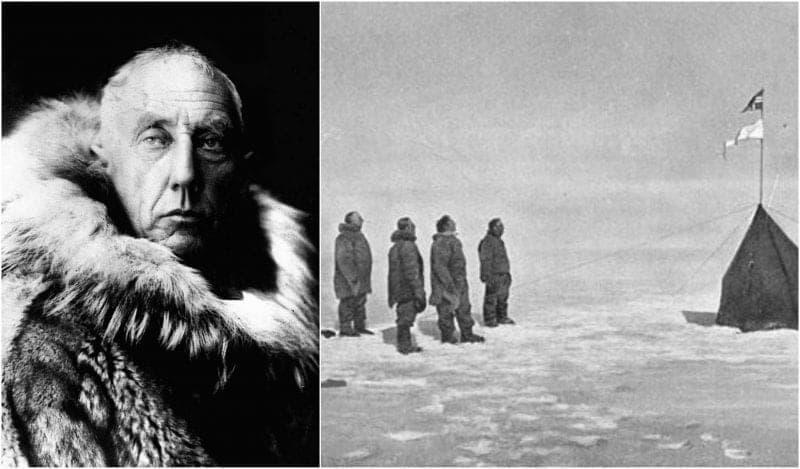 roald amundsen dünyayı değiştiren kaşifler