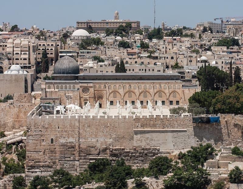 mescidi aksa kudüs