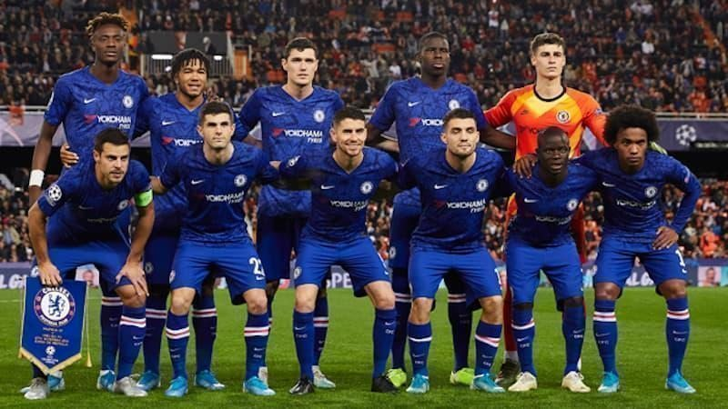 Chelsea FC 2020-21 ingiltere premier lig