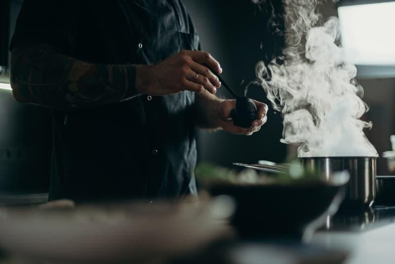 pişirme teknikleri