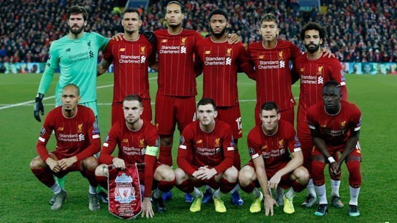 Liverpool FC 2020-21 ingiltere premier lig