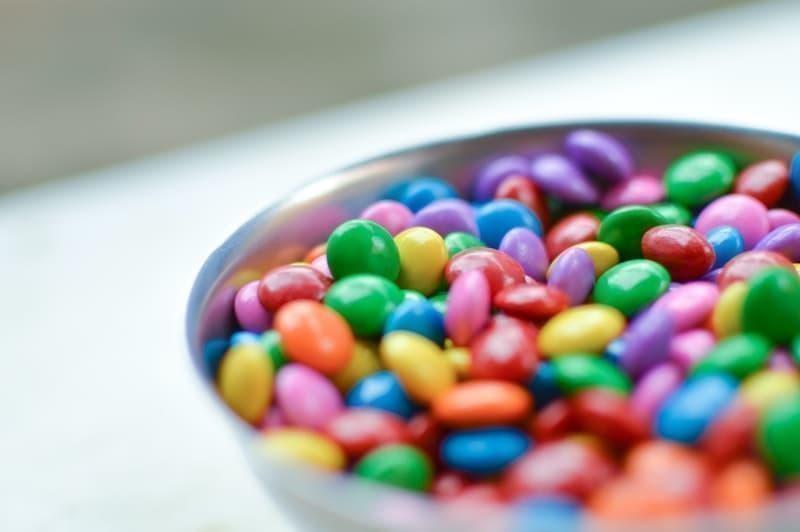 çikolata m&ms