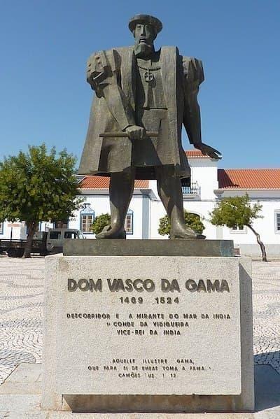 vasco da gama dünyayı değiştiren kaşifler