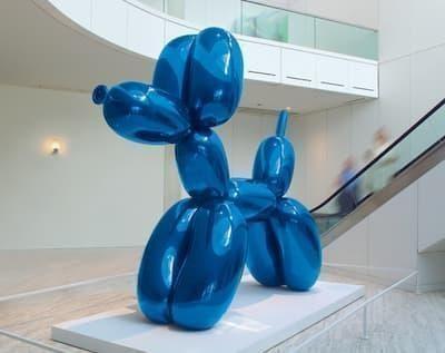 Jeff Koons, Balloon Dogs