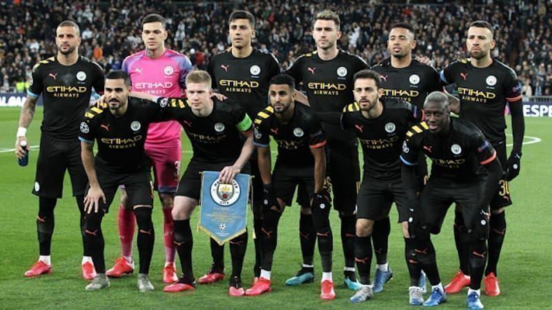 Manchester City 2020-21 ingiltere premier lig