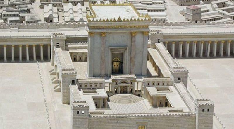 süleyman tapınağı kudüs
