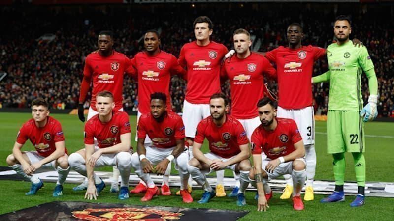 Manchester United 2020-21 ingiltere premier lig