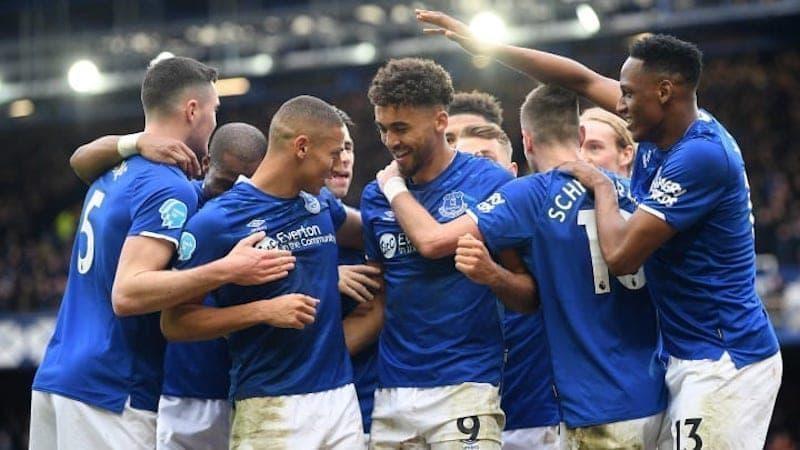 Everton FC ingiltere premier lig 2020-21