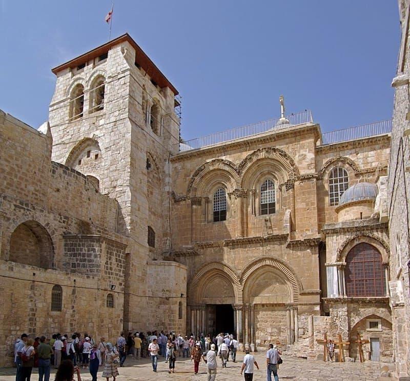 Kutsal Kabir Kilisesi kudüs