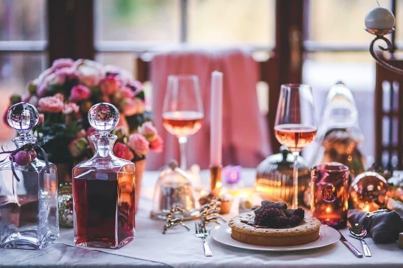 şarap masası