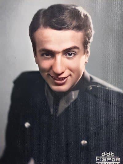Tümgeneral Cevat Tuna (Fotoğraf: Oğul Tuna)