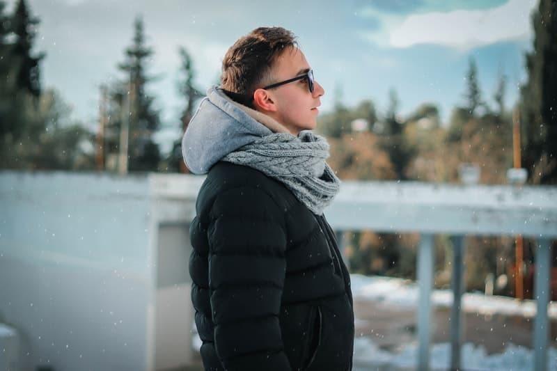 erkek kış kıyafet