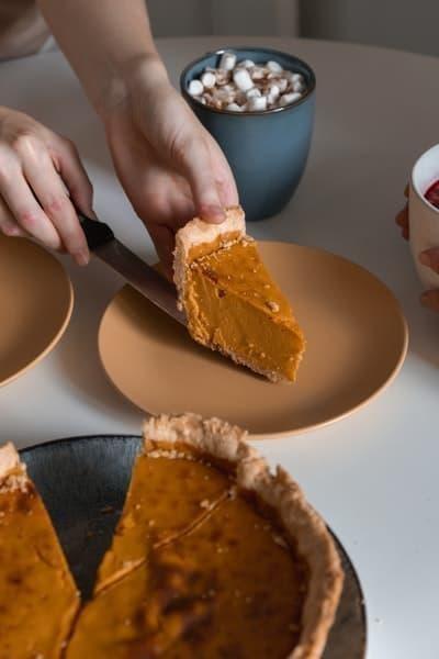 balkabağı pasta kış yiyecekleri