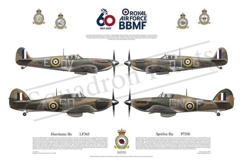 Hurricane & Spitfire