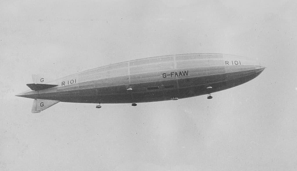 r101 dünya havacılık tarihi