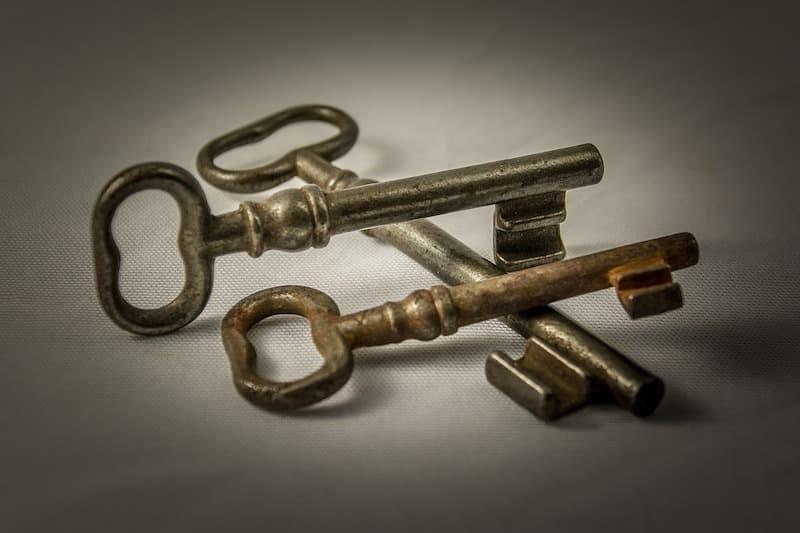 anahtar eski