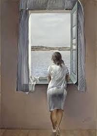 Penceredeki Kadın