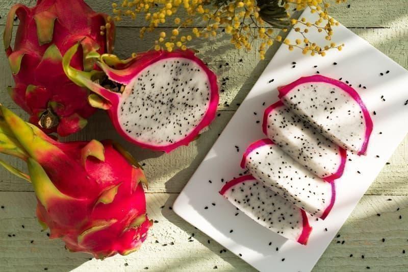 tropikal meyve dragon fruit
