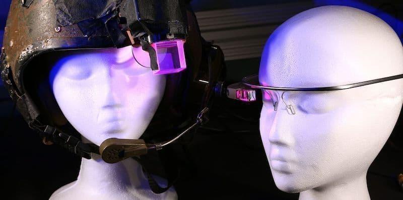 MannGlass &Google Glass 1