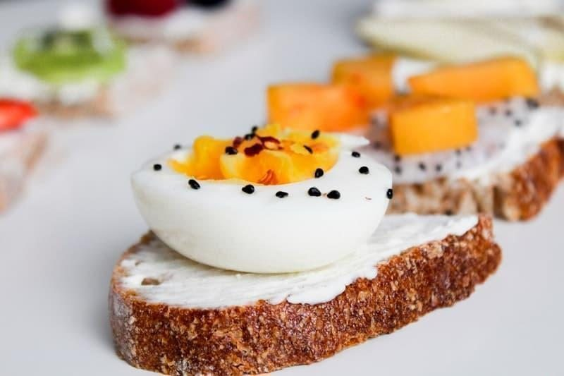 cilde iyi gelen besinler yumurta