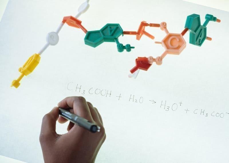 bilim formül kimya