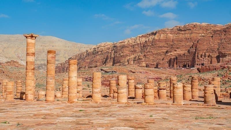petra antik kenti