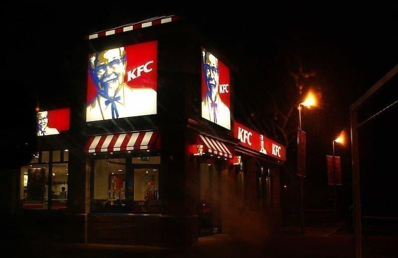 Break KFC, Dundee, İskoçya
