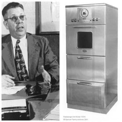 Percy Spencer & Mikrodalga Fırın